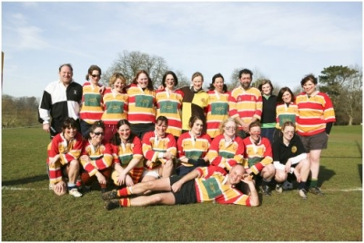 Blandford RFC Raggy Dolls 2008